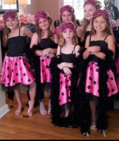Birthday parties for girls in Johns Creek Georgia